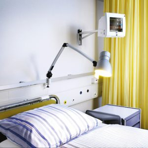 MediCool Patient Room Reading Light-0