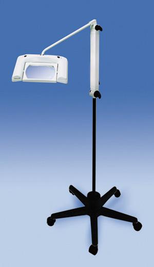 OmniVue Stadium Lens Illuminated Magnifier-61