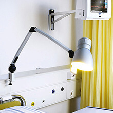 Room, Corridor and Bedside Lighting