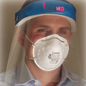 En Garde Face Shield